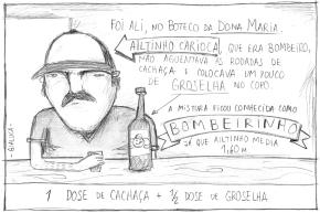 Receitas de boteco, por GustavoGialuca