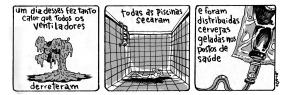 Quadrinhos quentes, por BrunoFerreira