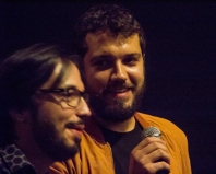 Paulo Junior (e o editor de som João Victor dos Santos)
